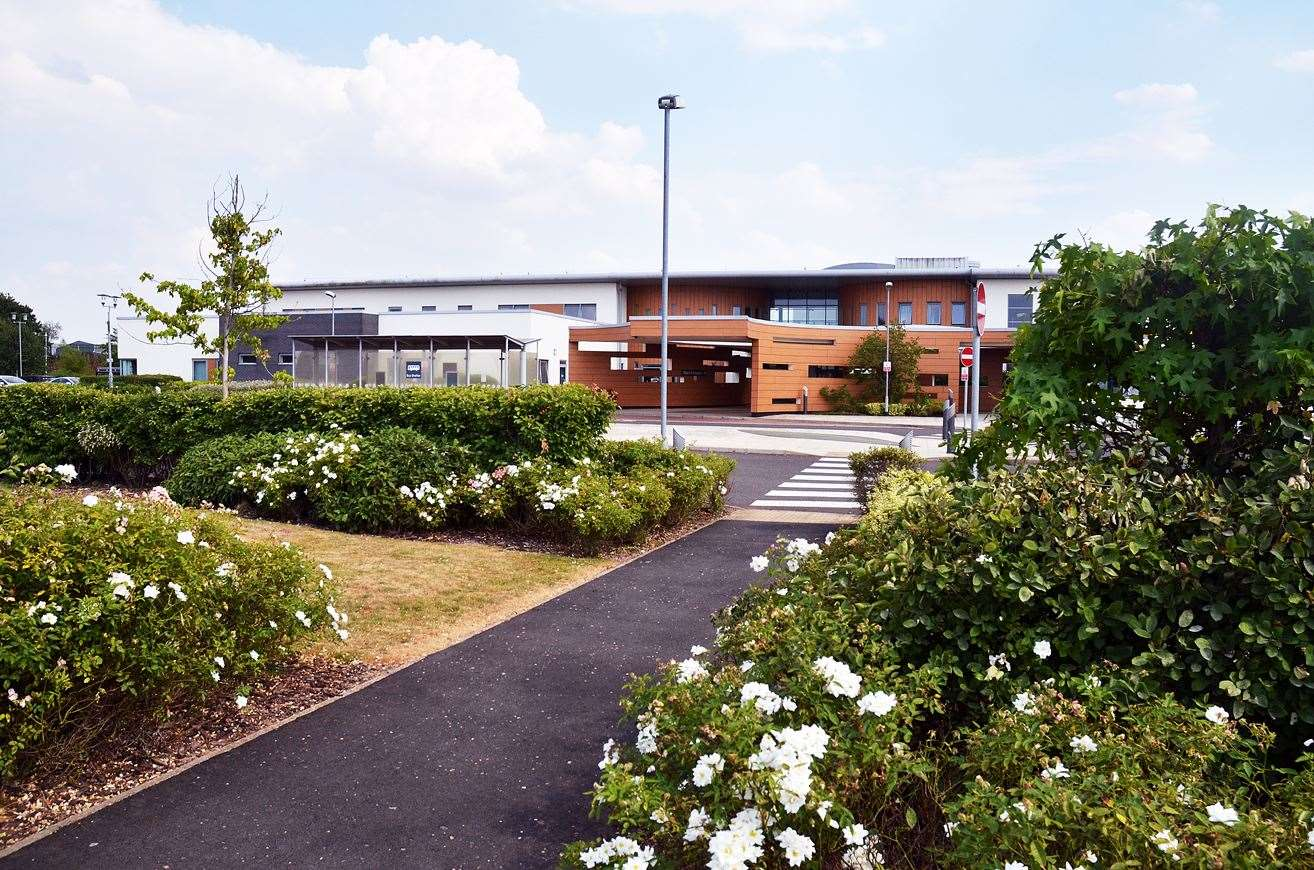 The GP centre is based at the Johnson Community Hospital