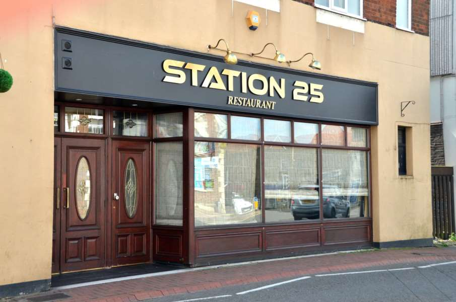 UNDER REVIEW: Station 25, in Station Street, Spalding.