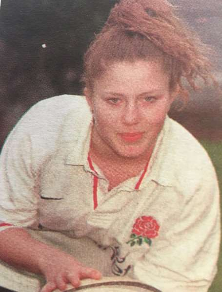 Sadie Sharman played for Eastern Counties.