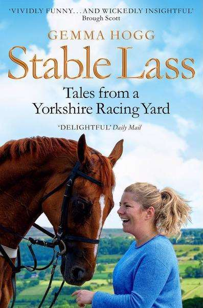 Stable Lass by Gemma Hogg. Bookmark in Spalding's Book of the Week. (6830953)
