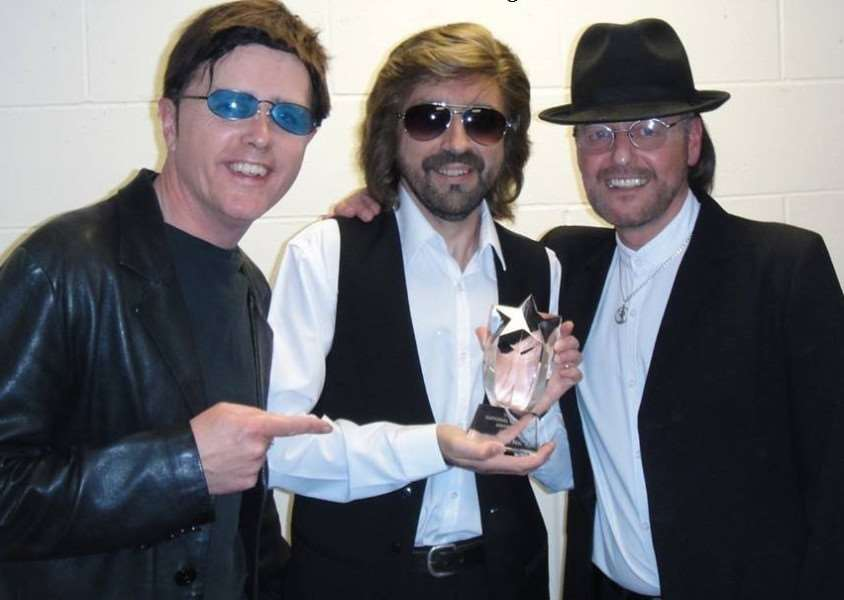 Stayin' Alive UK will perform at Rotary's Two Lips charity ball in Spalding.