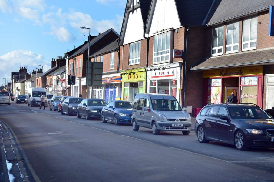 Three weeks of roadworks are planned for Winsover Road in Spalding