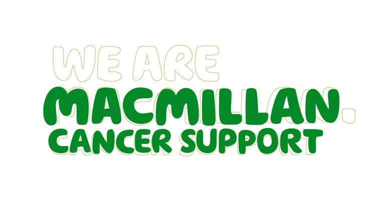 The event will raise money for Macmillan Cancer Support.
