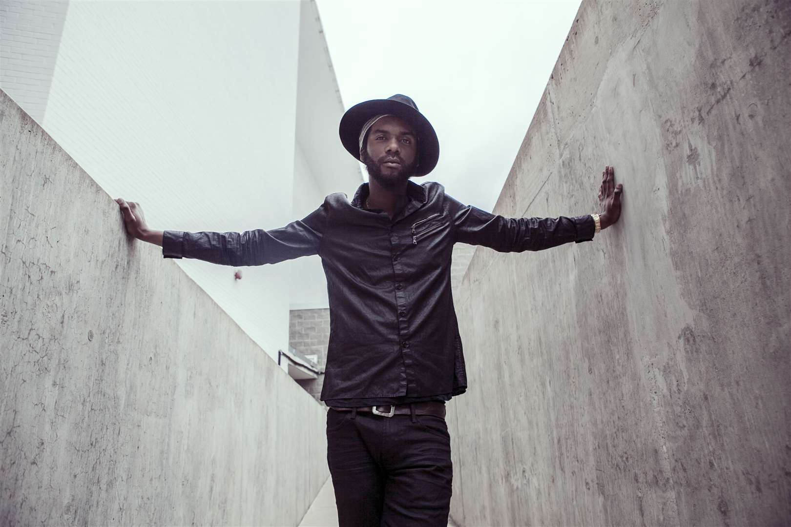 Gary Clark Jr. Image supplied by Pomona. (8862908)