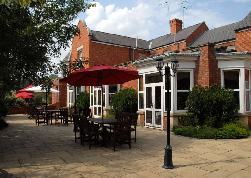 Springfields Probus Club meets at the Woodlands Hotel in Pinchbeck Road, Spalding, once a month.