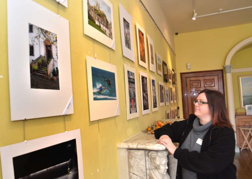 Spalding Photographic Society has an exhibition of prints at Asycoughfee Hall in Spalding from Wednesday (10.30am until 4pm).