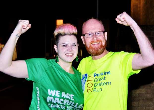babe6ba6b We ve beaten cancer – now for the marathon