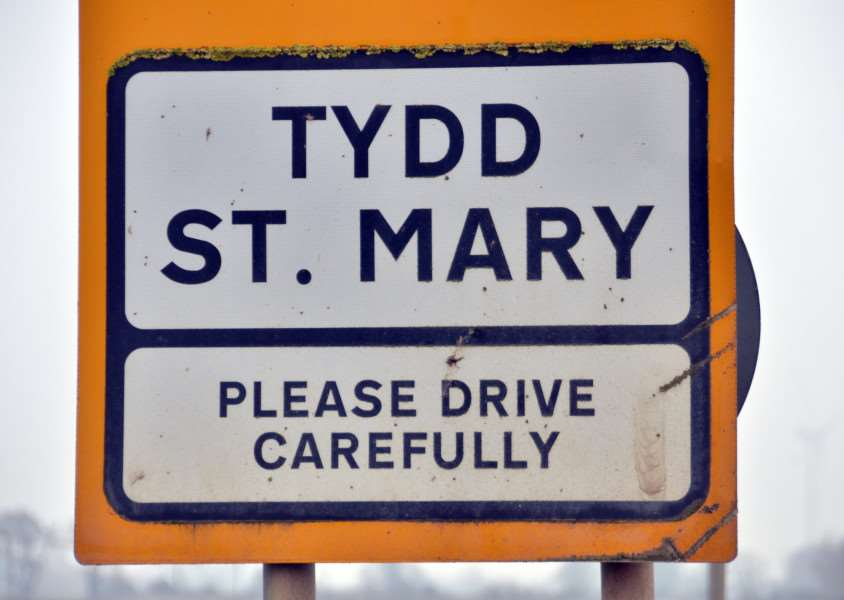 Tydd St Mary Parish Council news.