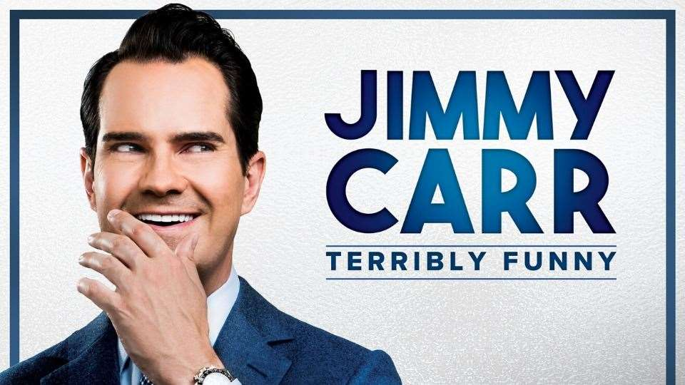 JImmy Carr comes to the New Theatre, Peterborough, on November 19, 2020. (27834473)
