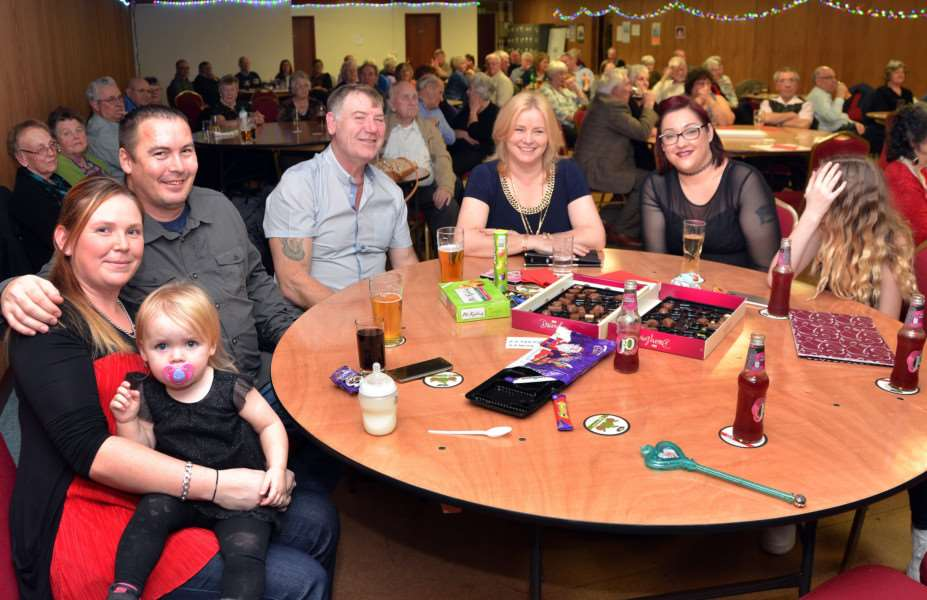 New Year's eve party Sutton St James Indoor bowling green