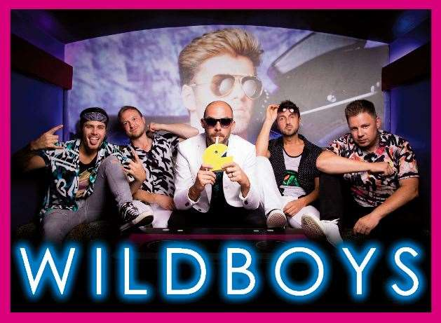 Wild Boys, 80s band, who are headlining at the Holbeach Music and Beer Festival on the Friday.(11315686)
