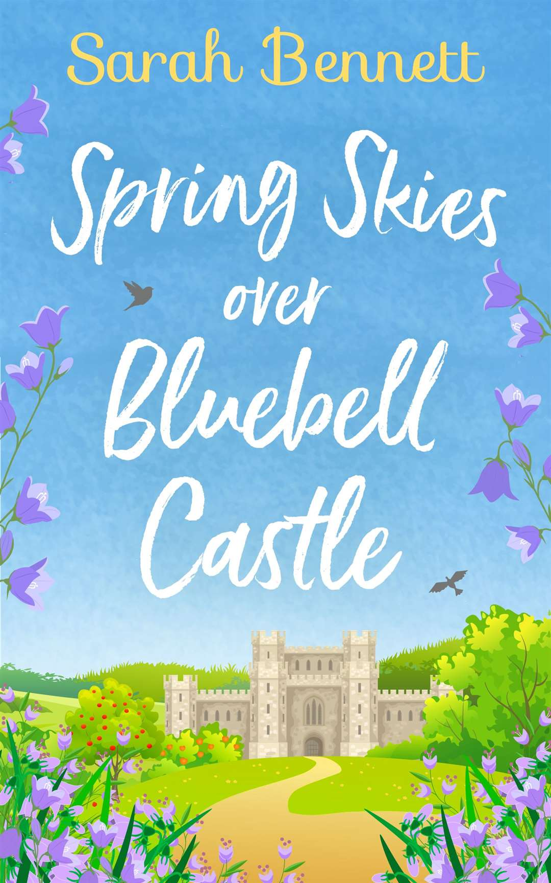 Spring Skies over Bluebell Castle (13573265)