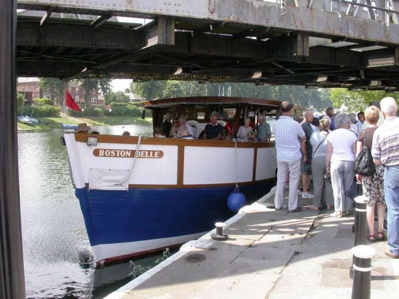 The Boston Belle