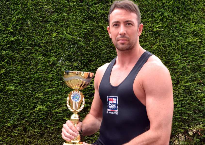 Sam Fowler has ambitions to open a gym in Holbeach. SG150617-133TW