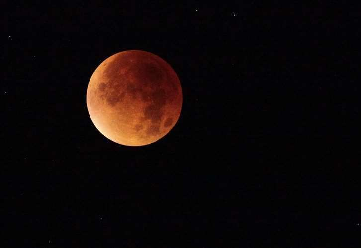 red moon tonight august 15 2019 - photo #8