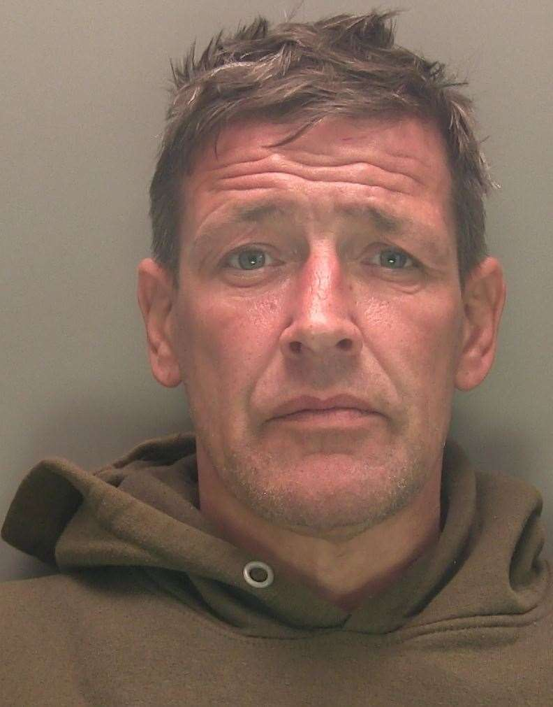 James Caraccio has been made the subject of a Criminal Behaviour Order after he was convicted for two offences of stealing from shops.Photo supplied by Lincolnshire Police. (14004238)