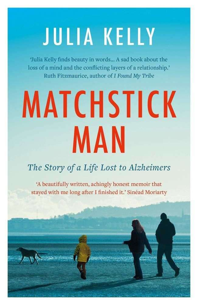 Matchstick Man by Julia Kelly. Bookmark's Book of the Week. (10276593)