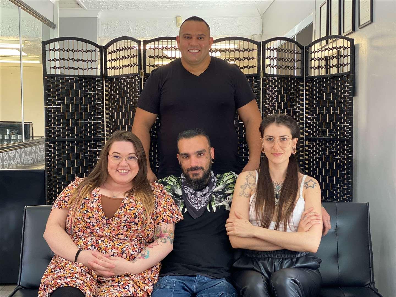 Ink Warrior Tattoo Studio staff (49211429)