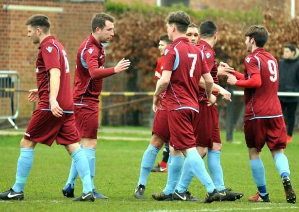 Celebrations for Bourne Town