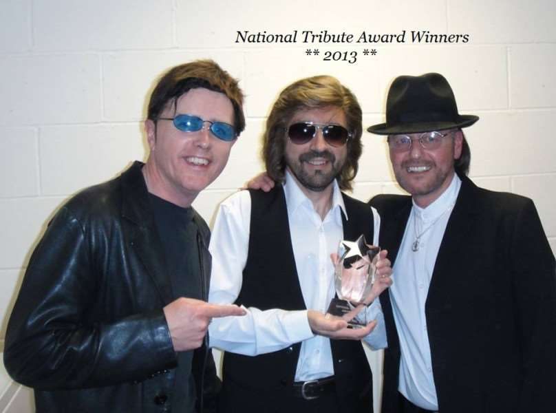 Award winners bring the sounds of The Bee Gees to Spalding.