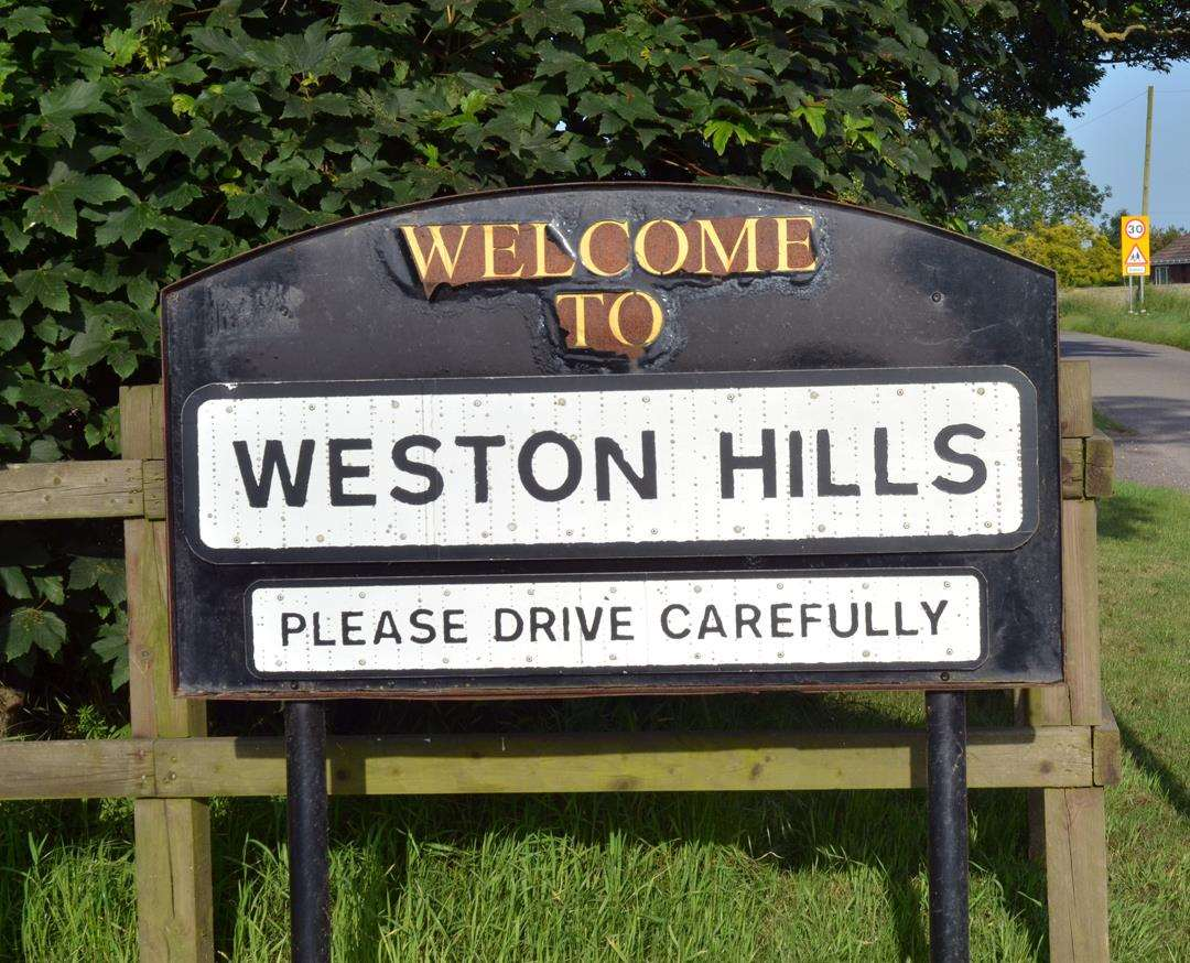 A plan to build five homes in Broadgate, Weston Hills, has been objected to by Weston Parish Council.Photo by Tim Wilson.SG050618153 (3805836)