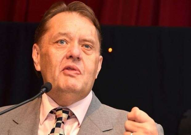 MP Sir John Hayes is asking two Government departments to ditch the relief road as it now stands.