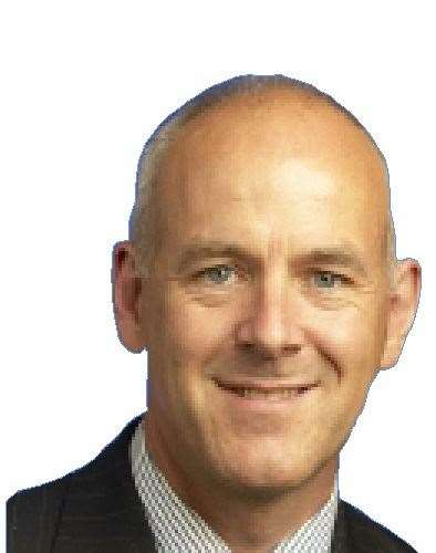 Coun Colin Johnson, portfolio holder for housing development, South Holland District Council.