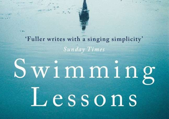 Swimming Lessons by Claire Fuller. Bookmark in Spalding's Book of the Week.