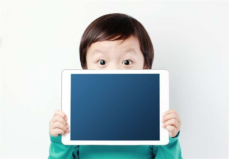 Parents often worry about their child's screen time but the virus outbreak may force more online learning (31944044)