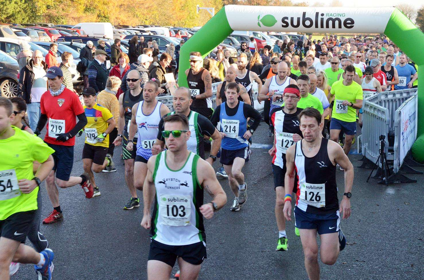 Sublime Long Sutton 10k