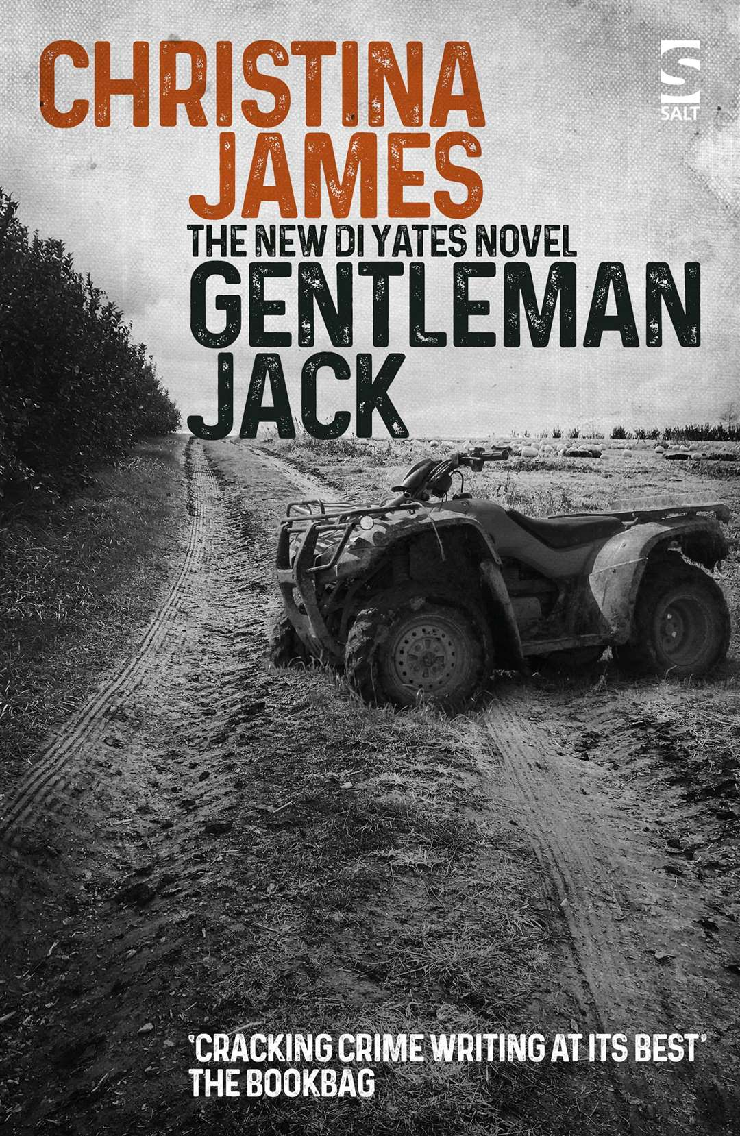 Gentleman Jack by Christina James is out now. (5714444)