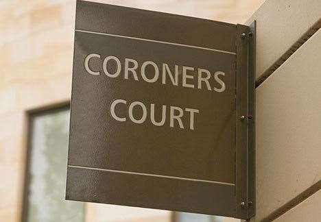 Inquest hearing (9099895)