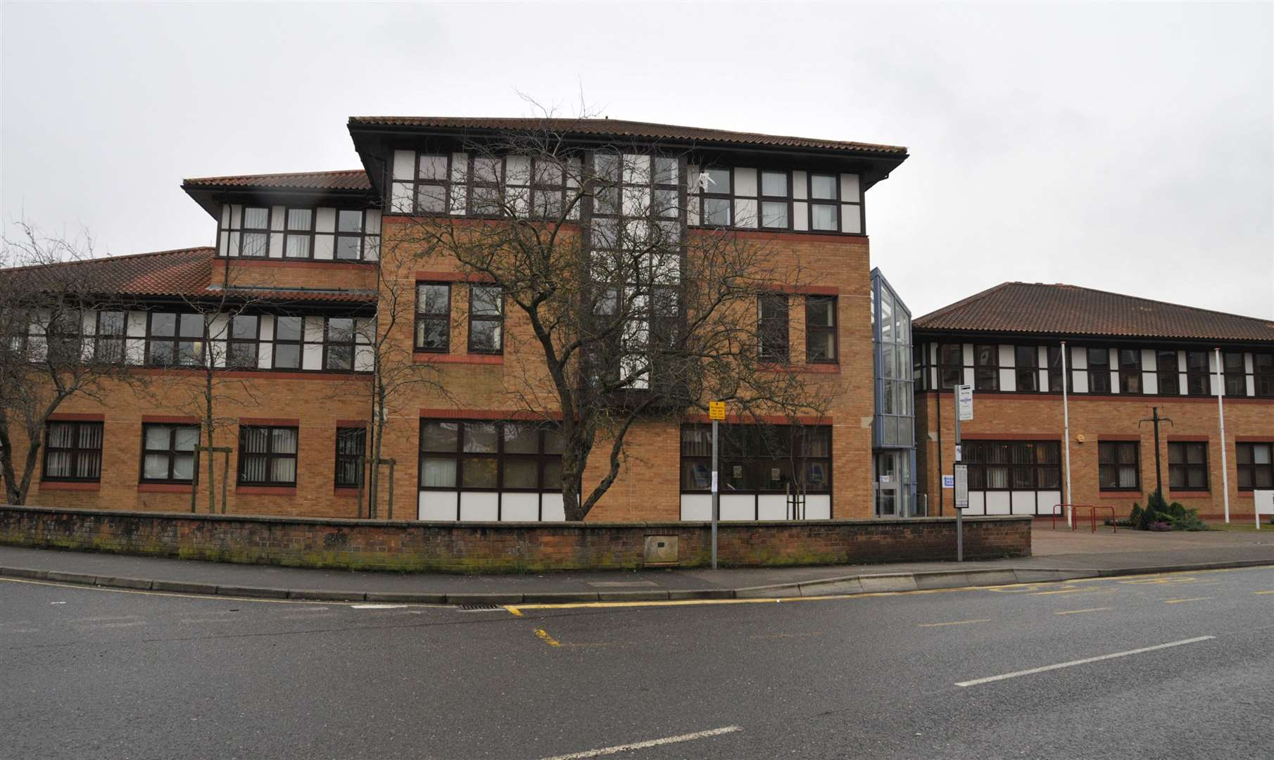 South Holland District Council offices in Spalding. Photo: SG290114-223NG (8611903)