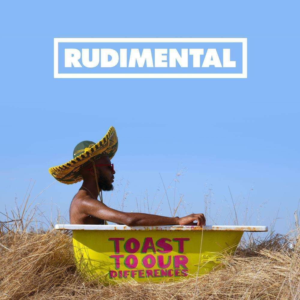 Rudimental's new album Toast To Our Differences is out now. (7439026)