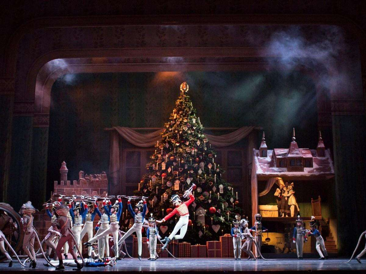 The Nutcracker will grace the big screen at the South Holland Centre on Saturday. (6228502)