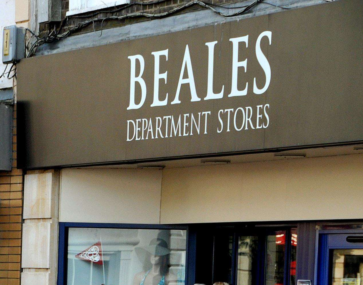 Beales Department Store, Market Place, Spalding. Photo by Tim Wilson. Photo: SG160713-233TW. (2155644)