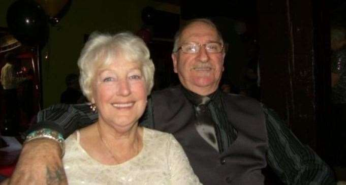 Friends have launched a campaign to help Doug and Sandie Hern, of Moulton (45152527)