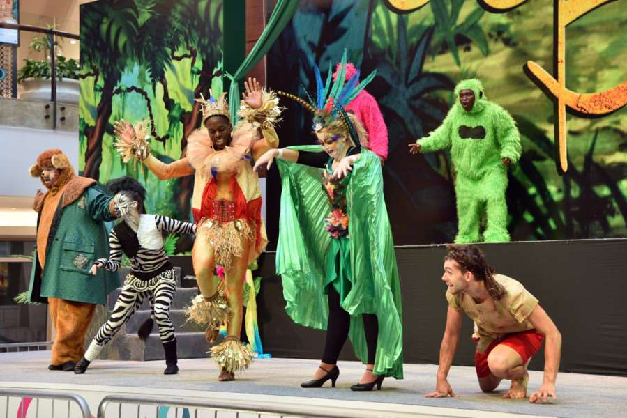 The Hammond production of the Jungle Book was a hit over the February half-term. (Photo supplied)
