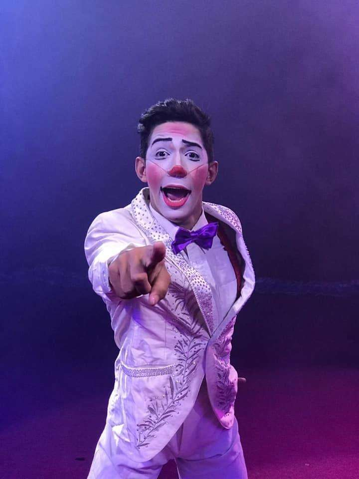 The Circus Mondeo is in Swineshead from Feb 15-24. (7109081)