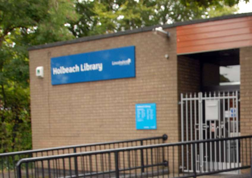 No decision on the future of Holbeach Library and the possibility of the parish council moving into it is expected before February.Photo: 'SG110913-223NG.