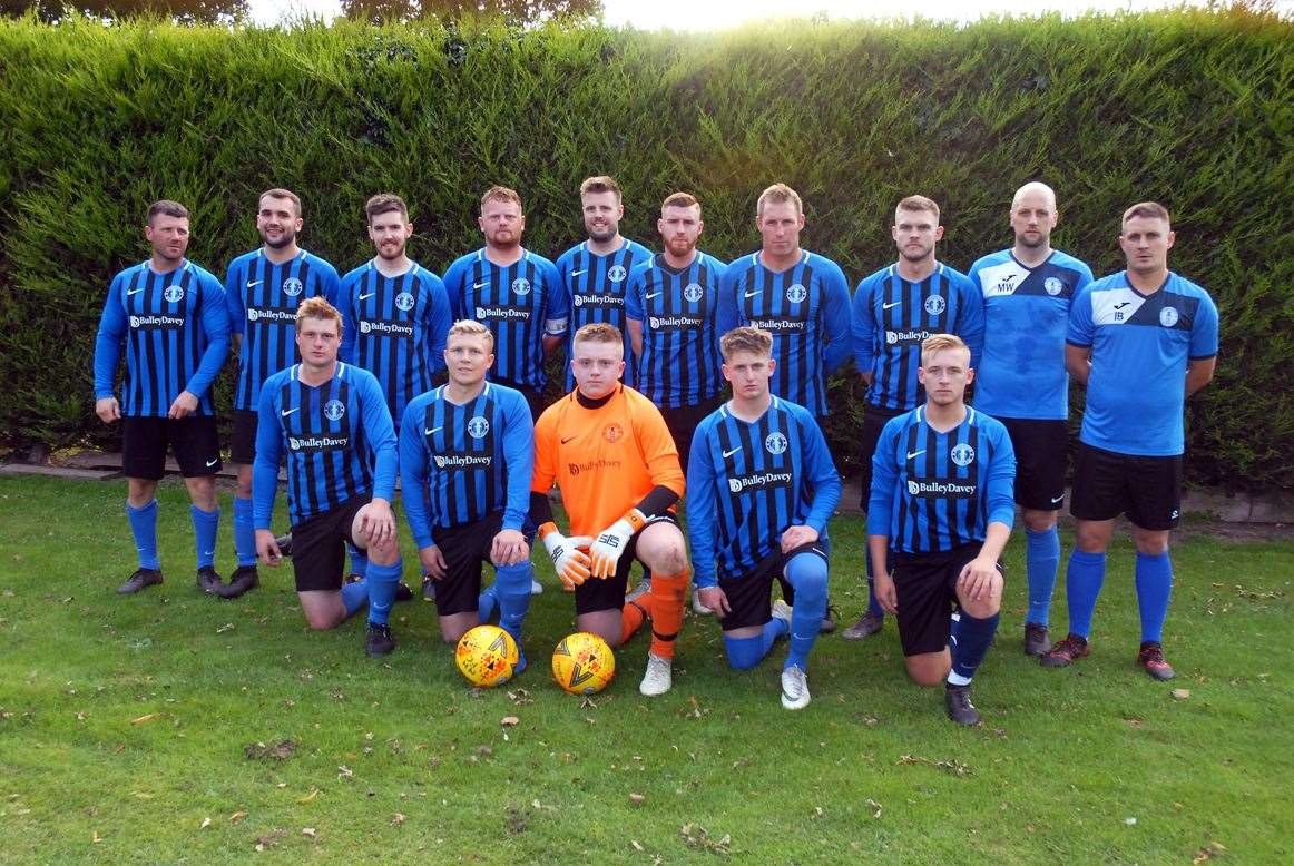 Moulton Harrox were beaten 1-0 at home to Uppingham Town.