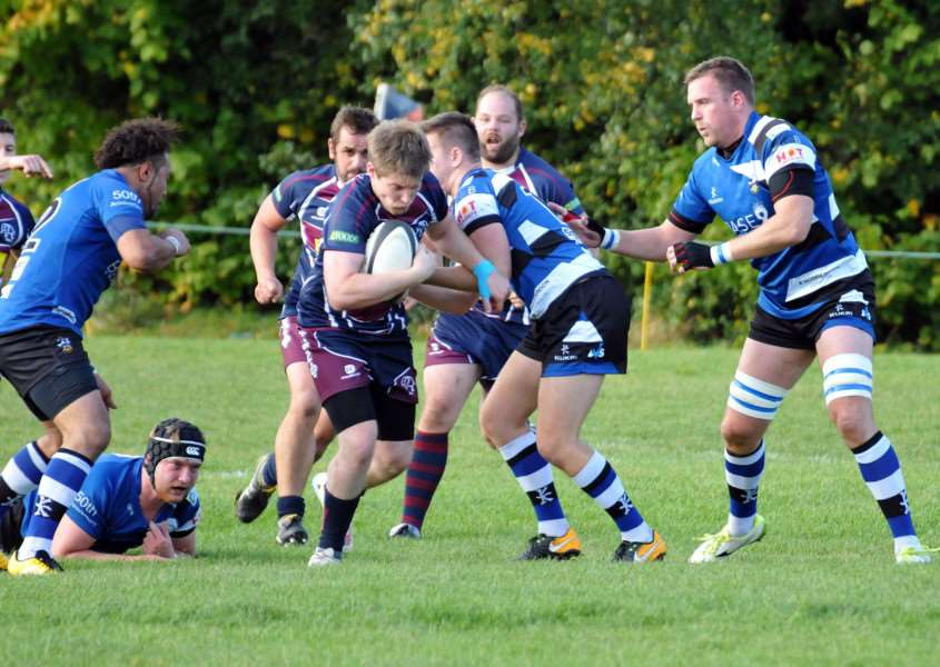 Spalding were narrowly beaten at home to Long Eaton in October