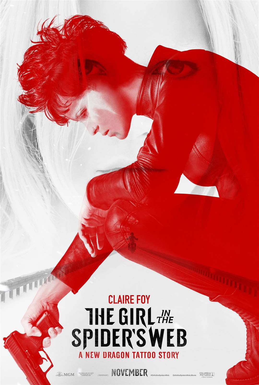 THE GIRL IN THE SPIDER'S WEB (4990944)