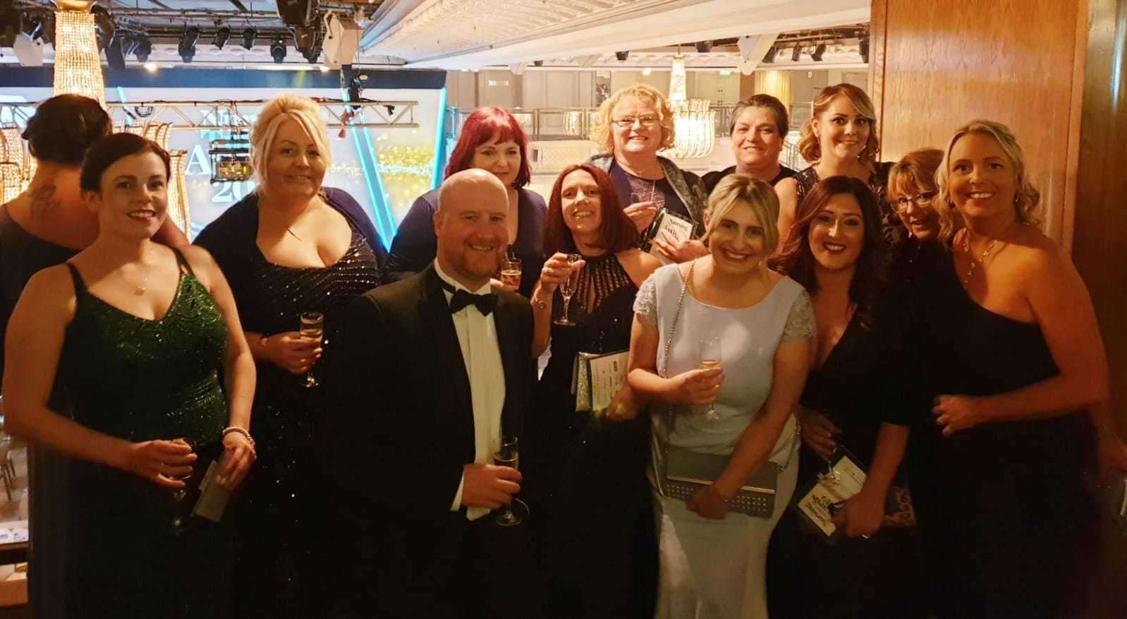South Lincolnshire Care Coordinators made it through to the final of the Nursing Times Awards 2019. (22297745)