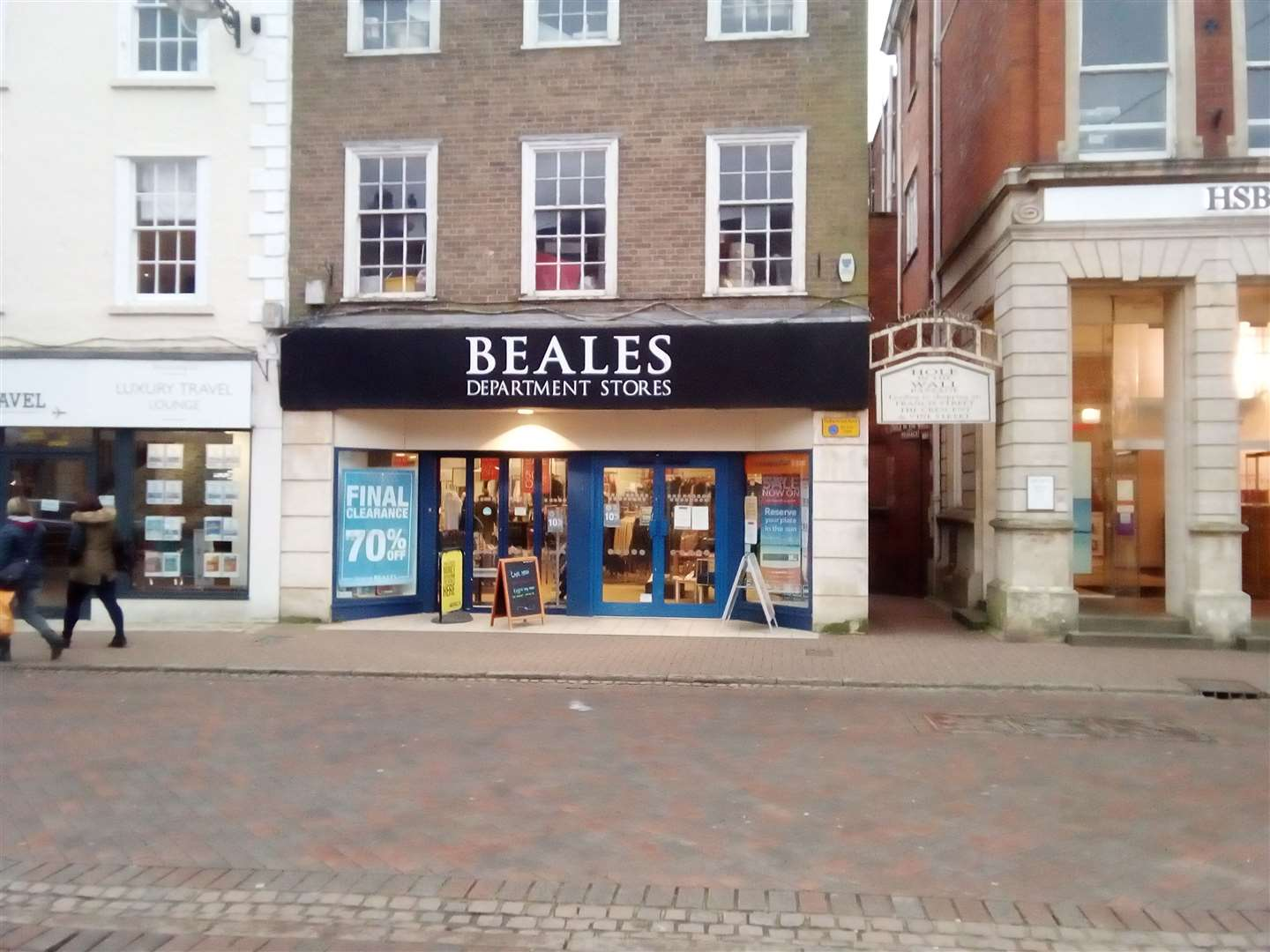 Beales Department store in Spalding (26646205)