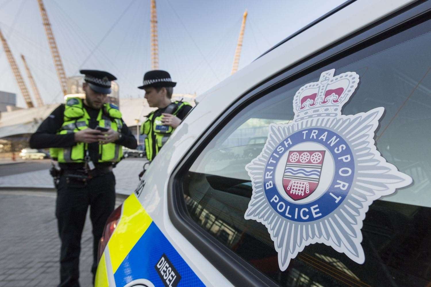 Six Youngsters Taken Home By Transport Police After