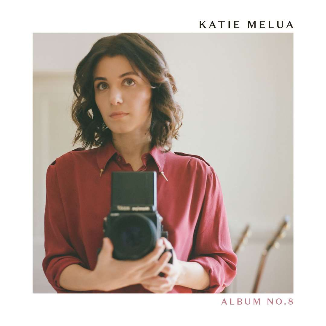 Katie Melua. The album No.8 is out now. Image provided by Republic Media.