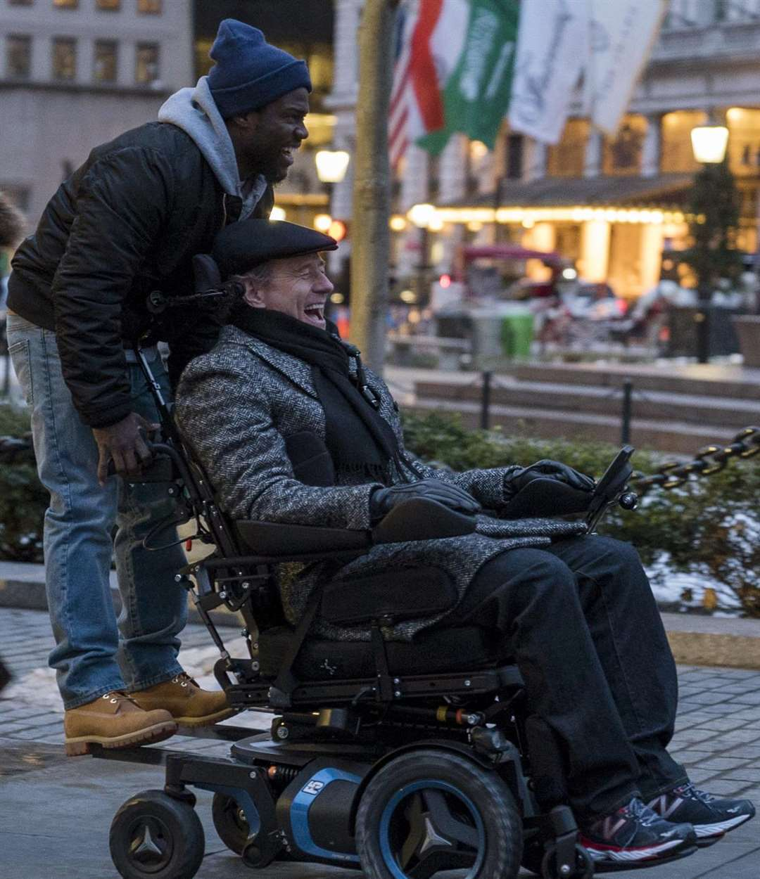 Kevin Hart and Bryan Cranston star in The Upside (6544753)