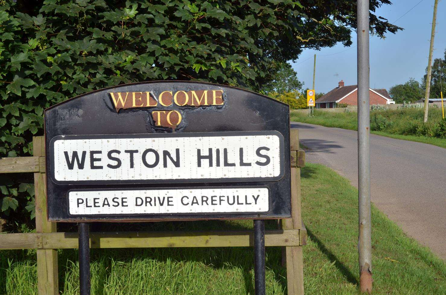 Weston Hills could see its primary school expanded with nearly £101,000 worth of developers' cash. Photo by Tim Wilson. SG050618153