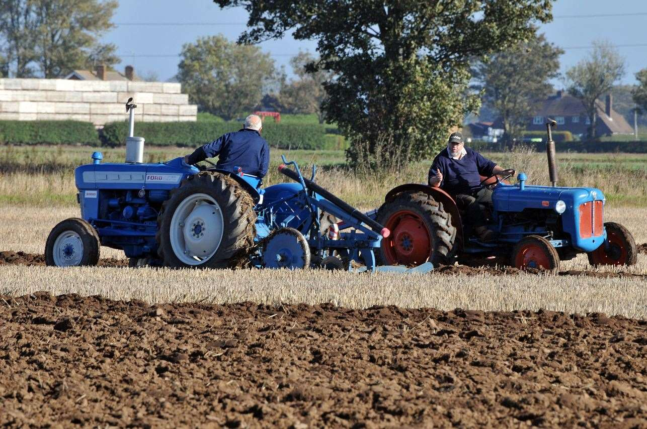 A ploughing match and fun weekend in Holbeach Marsh has been cancelled. (Image from last year's charity event).